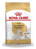 Psi - krmivo - Royal Canin Breed West High White Terrier